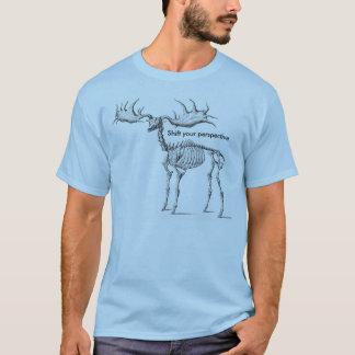 Verschieben Sie den T - Shirt Ihrer Perspektive