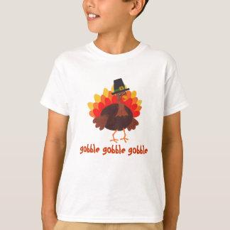 Verschlingen Sie verschlingen - Erntedank die T-Shirt