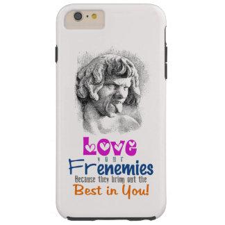 Verspotten Sie mich Frenemies - iPhone6/6s plus Tough iPhone 6 Plus Hülle