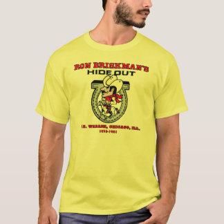 Versteck Ron Briskmans, Chicago, Illinois T-Shirt