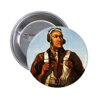 Versuchsknopf des Weltkrieg-2 Runder Button 5,7 Cm