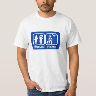 VERSUCHSproblem GELÖST T-Shirt