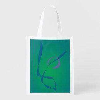 Vert abstrait de lapin