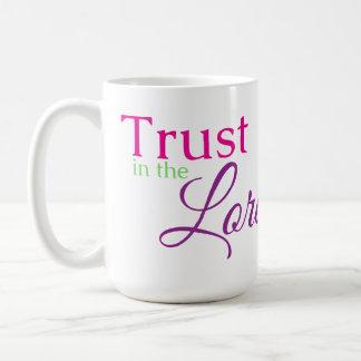 Vertrauen im Lord Tasse