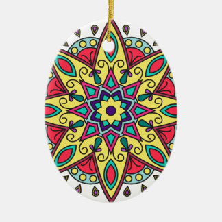 Vertrauen Keramik Ornament