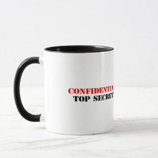 Vertraulich Tasse
