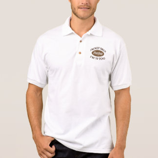 Vervollkommnen Sie 70 Jährige Polo Shirt