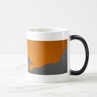 Verwandelnde Tasse des Heulenwolfs