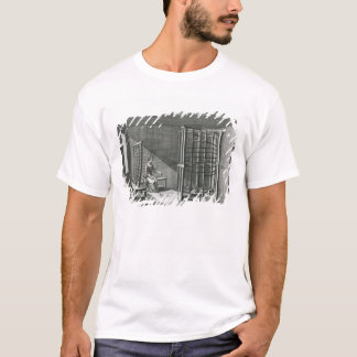 Verwerfende silk Faden, Illustration Encylopedia T-Shirt