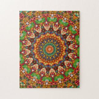 Verwickelte Geleebonbon-Mandala