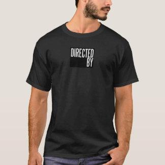 Verwiesener vorbei - Filmdirektorn-T - Shirt
