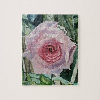 """Verwirren Sie, 8x10 """"romantische Rose"""" durch"""