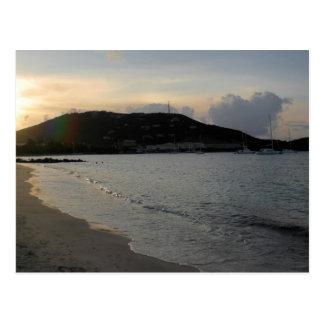Vessup Bucht Postkarte