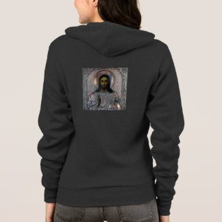 Veste À Capuche Jésus