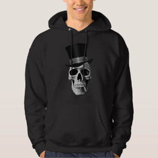 Veste À Capuche Top hat skull