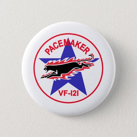 VF-121 die Schrittmacher Runder Button 5,1 Cm