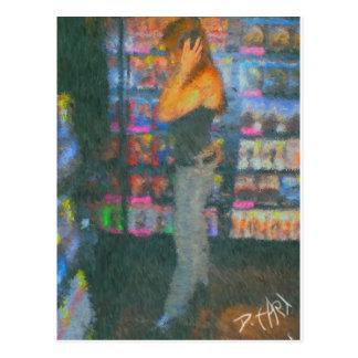 VFest 08 music_Painting Andrew 064explore Postkarte