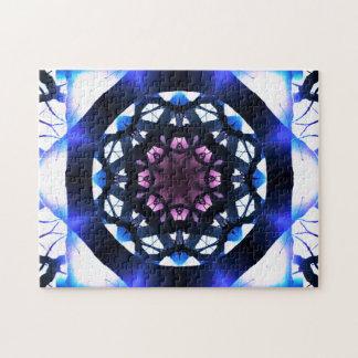 Vibrierende Meditation der Stern-Mandala-|