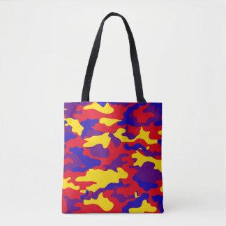 Vibrierende Tarnung Tasche