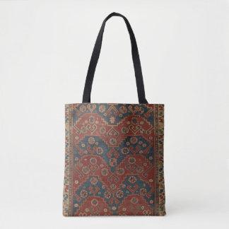 Vibrierende türkische Teppich-Tasche Tasche