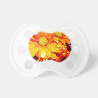 Vibrierender orange Fiore Schnuller