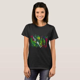 Vibrierendes T-Shirt