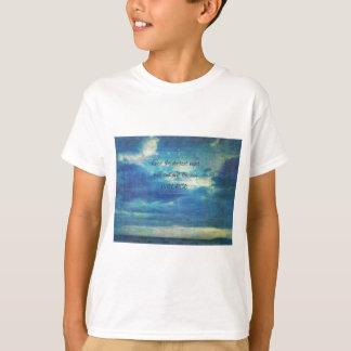 Victor Hugo, Les Miserables Zitat inspirierend T-Shirt