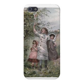 Victorien et mignon vintages : Sélection de Coques iPhone 5