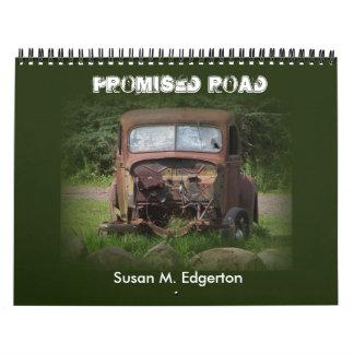 Viel versprechender Straßen-Kalender durch Susan Wandkalender