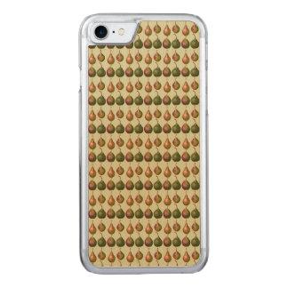 Vielzahl der Birnen Carved iPhone 8/7 Hülle