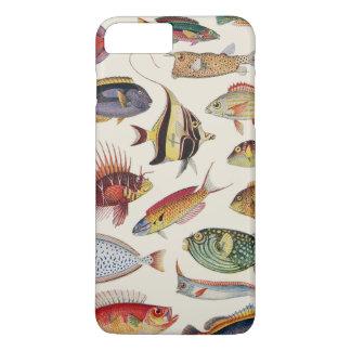 Vielzahl der Fische iPhone 8 Plus/7 Plus Hülle