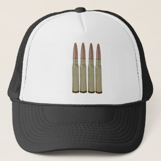 Vier Kugeln Truckerkappe