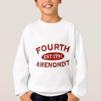 Vierte Änderung Est 1791 Sweatshirt