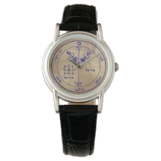 Viertes Pentagramm von Jupiter Armbanduhr