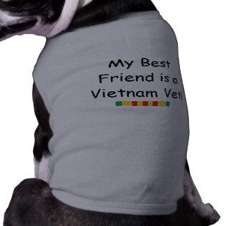 Vietnam-Tierarzt-bester Freund-HundeT - Shirt