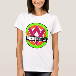 Viewpointz Logo groß T-Shirt
