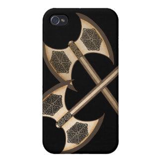 Viking axe´s etui fürs iPhone 4