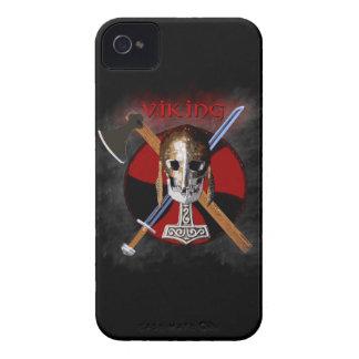 VIKING – Shield Skull iPhone 4 Case-Mate Hülle