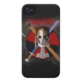 VIKING – Shield Skull iPhone 4 Cover