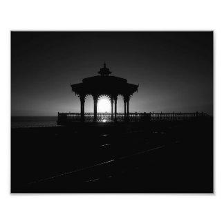 Viktorianische Laterne Fotodruck