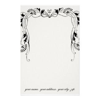 Viktorianische Ordnung Briefpapier