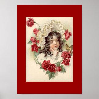Viktorianische Süsse Poster