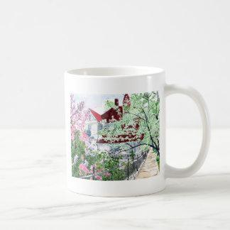 Viktorianisches Haus Eureka Springs Kaffeetasse