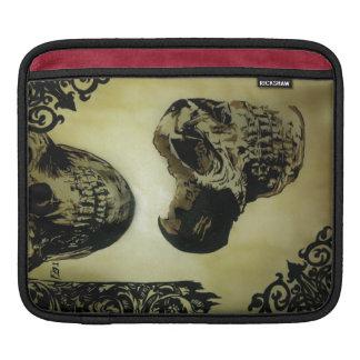 Viktorianisches Schädel-Pop iPad Sleave Sleeves Für iPads