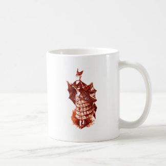 Viktorianisches Schläger-Kostüm Ver. 2 Kaffeetasse