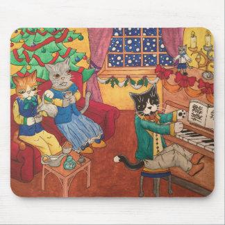 Viktorianisches Weihnachten Mauspads