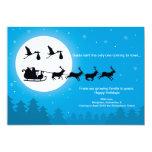 Ville d'annonce de grossesse de carte de Noël de Cartons D'invitation