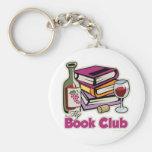 Vin : Mon club de lecture Porte-clefs