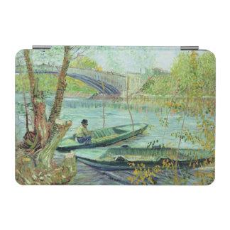 Vincent van Gogh |, das im Früjahr fischt iPad Mini Cover