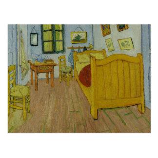 Vincent van Gogh - das Schlafzimmer Postkarte